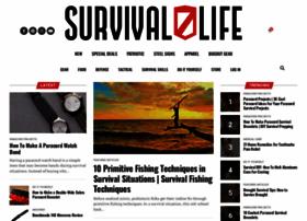 Survivallife.com thumbnail