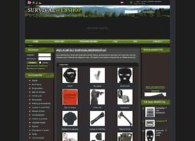 Survivalwebshop.nl thumbnail