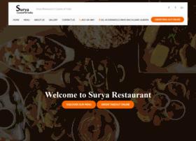 Suryacalgary.ca thumbnail