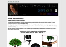 Susannewmandesign.com thumbnail