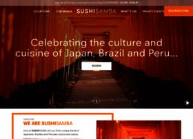Sushisamba.com thumbnail