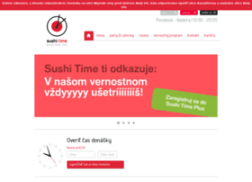 Sushitime.sk thumbnail