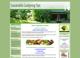 Sustainable-gardening-tips.com thumbnail