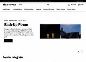 Sustainable.co.za thumbnail