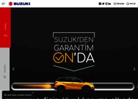 Suzuki.com.tr thumbnail