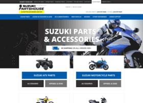 suzukipartshouse at wi. suzuki parts house: buy oem suzuki