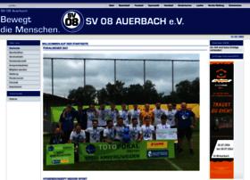 Sv-08auerbach.de thumbnail
