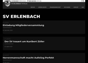 Sv-erlenbach.de thumbnail