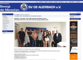 Sv08-auerbach.de thumbnail