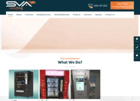 Sva-vending.com.au thumbnail