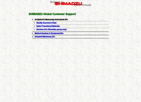 Svc2.shimadzu.co.jp thumbnail