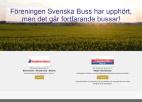 Svenskabuss.se thumbnail
