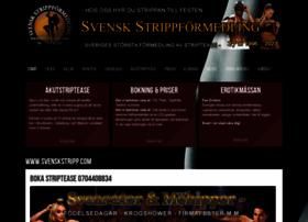 Svenskstripp