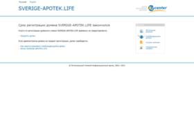 Sverige-apotek.life thumbnail