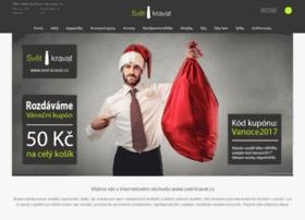 Svet-kravat.cz thumbnail