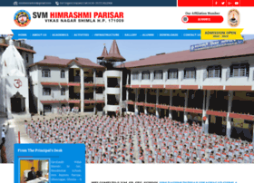 Svmhimrashmi.org thumbnail