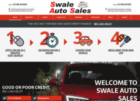 Swaleautosales.co.uk thumbnail