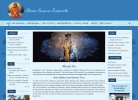 Swamisamarth.com thumbnail