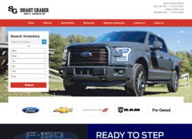 Eau Claire Auto Group >> swantgraber.com at WI. Swant Graber | Chevrolet, Dodge, Ram & Ford Dealer | Car, Truck, SUV