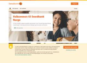 Swedbank.no thumbnail