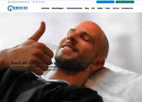 Swedishhairclinic.se thumbnail
