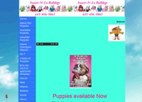 Sweetnlobulldogs.com thumbnail