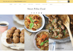 Sweetpillarfood.com thumbnail
