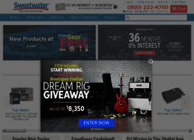 Sweetwater.com thumbnail