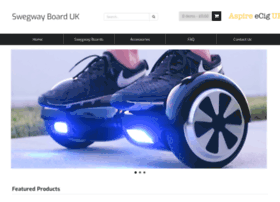 Swegwayboarduk.co.uk thumbnail