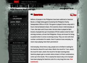 Swertres.wordpress.co thumbnail