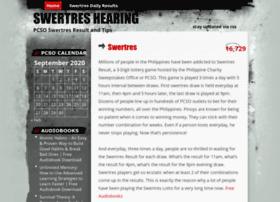 Swertres.wordpress.com thumbnail