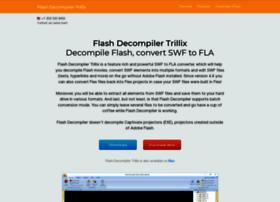 Swf-decompiler.org thumbnail