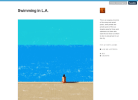 Swimminginla.com thumbnail