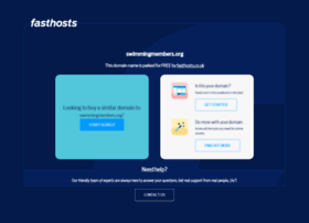 Swimmingmembers.org thumbnail