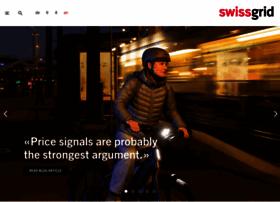 Swissgrid.ch thumbnail