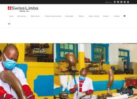 Swisslimbs.org thumbnail