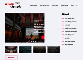 Swissolympic.ch thumbnail