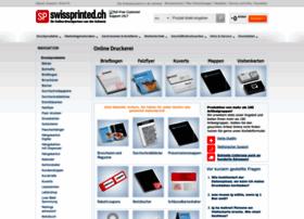 Swissprinted.ch thumbnail