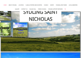 Sydlingstnicholas.org.uk thumbnail
