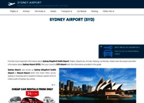 Sydney-airport.net thumbnail