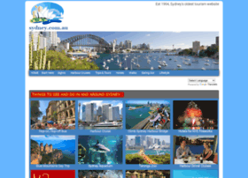 Sydney.com.au thumbnail