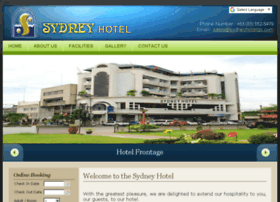 Sydneyhotelgs.com thumbnail