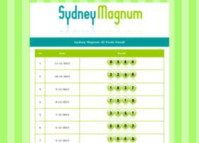 Sydneymagnum.com thumbnail