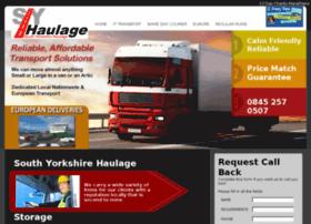 Syhaulage.co.uk thumbnail
