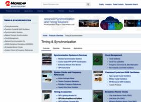 Symmetricom.com thumbnail