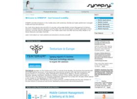 Synapsy.com thumbnail