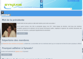 Synaxis.ca thumbnail