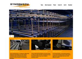 Syncomech.com thumbnail