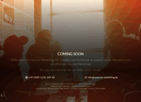 Syncron-marketing.de thumbnail