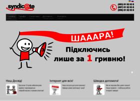 Syndicate.net.ua thumbnail